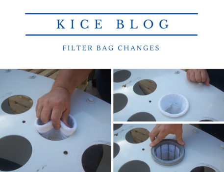 Changing Your Kice Filter Bags